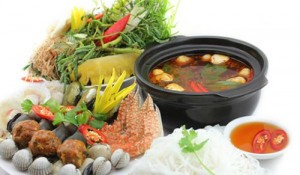 Seafood Hot pot