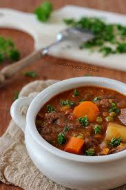 Goulash beef stew